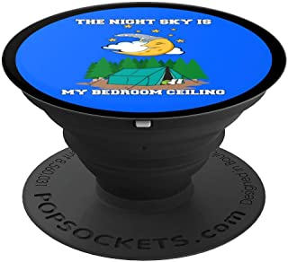 Night Sky My Bedroom Ceiling Camping RVing Camper Adventurer PopSockets Grip and Stand for Phones and Tablets