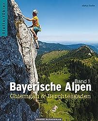 Bayerische Alpen, Band 1