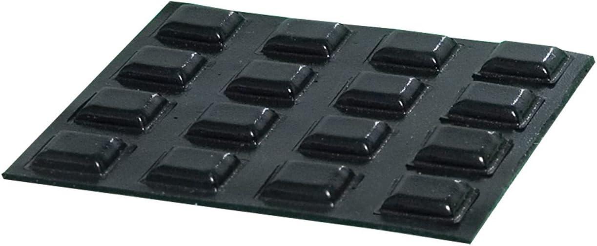 Bump Dots - Reservation Black per Package Square Alternative dealer 25