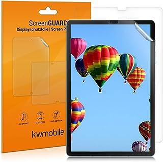 kwmobile 2X Pellicola Protettiva Compatibile con Tablet Samsung Galaxy Tab S6 - Superficie Opaca antiriflesso Anti-Impronte