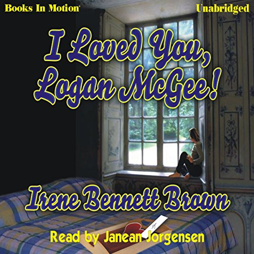 I Loved You, Logan McGee cover art
