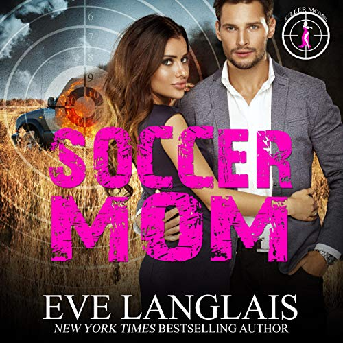 Soccer Mom  audiobook cover art