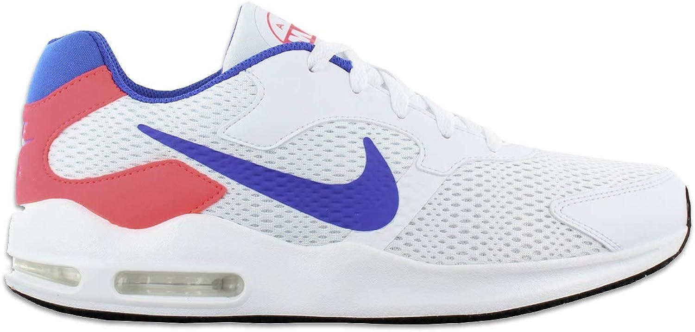 Nike Air Max Guile - Weiß Ultramarine-solar rot  | Qualität zuerst