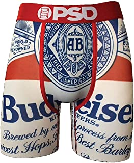 PSD Men's E - Budweiser Classic Boxer Brief Underwear