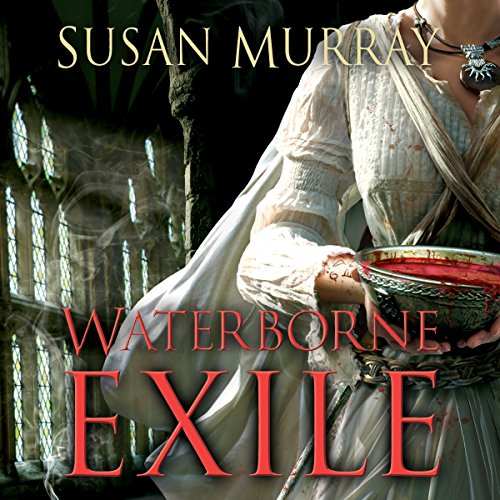 Waterborne Exile audiobook cover art