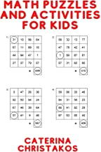 Math Puzzles and Activities for Kids: Math Puzzles for Kids Ages 12-14
