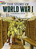 world war 2 coloring book - The Story of World War I Coloring Book (Dover History Coloring Book)