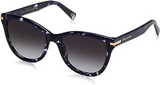 Marc Jacobs Women's Marc 187/S 9O Sunglasses, Havana Bluee, 54