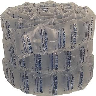 8 x 8 airDEFENDER air Pillows 84 Quantity 40 gallons 5.33 Cubic feet Void Fill Cushioning from Discount Air Pillows