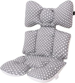 Baby Stroller Cushion Pram Pad Pushchair Soft and Comfortable Mat High Chair Cushion for Stroller Car Seat High Chair Push...