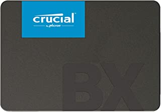 Crucial クルーシャル SSD 480GB BX500 SATA3 内蔵2.5インチ 7mm CT480BX500SSD1【3年保証】 [並行輸入品]