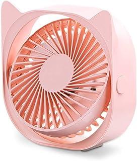 JULABO Durable Mini Ventilateur de Refroidissement USB Été 3 Vitesses Vent Ventilateur électrique réglable Ventilateur de ...