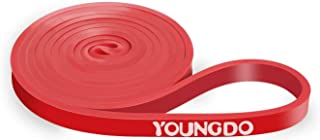 YOUNGDO Pull Up Assist Bands for Home Fitness, Physical Therapy and Assisted Pull Up, Single Band or Set