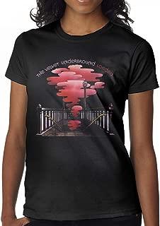 Women's Funny The Velvet Underground Loaded Tshirts Black