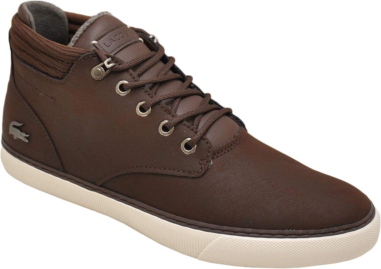 Lacoste Mens Esparre Winter C 318 Leather Ortholite Casual shoes