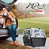 """Nobby 72127 Transportbox für mittlere und große Hunde """"Skudo 4 Iata"""" 68 x 48 x 51 cm - 3"""