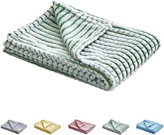 Uozzi Bedding Flannel Baby Toddler Blanket,Ultra Soft Cozy Flannel Toddler Blanket, Breathable and Warm Baby Blanket,Avoca...