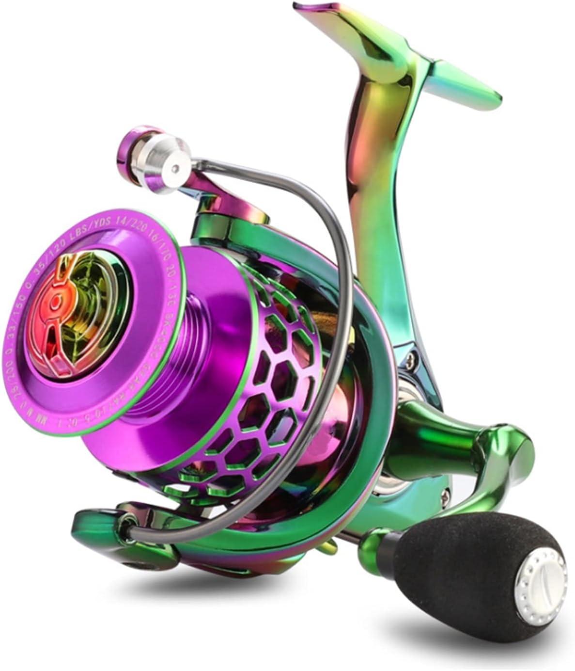 ACYC Fishing Reels 1000-6000 Series Popular brand Reel 4.7:1 Color Engra Low price 5.0:1
