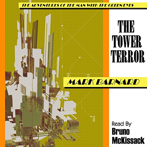 The Tower Terror audiobook cover art