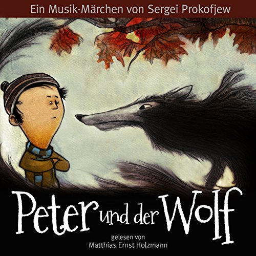 Peter und der Wolf audiobook cover art