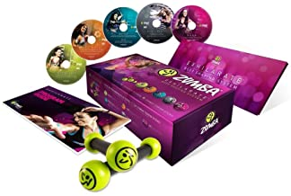 Best Zumba Fitness Exhilarate Body Shaping System DVD (Multi, Small) Reviews