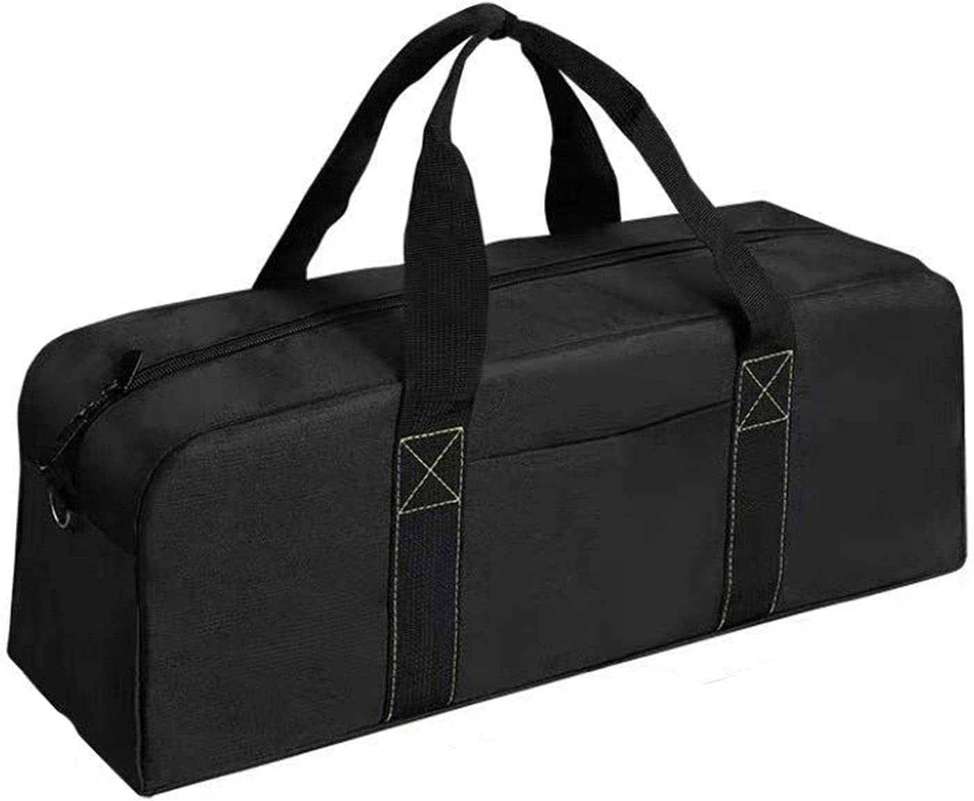 JKXWX Tool Bag Tool Bag,Wide Mouth Tool Tote Bag Electricians Re