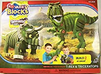 3D Puzzle Dino 2 in einem Set
