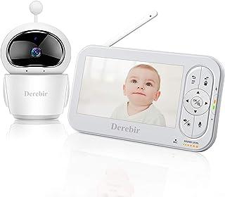 Vigilabebés con Cámara Bebé Monitor Inalámbrico Video 72
