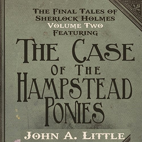 The Hampstead Ponies audiobook cover art
