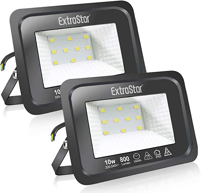322 opinioni per Faretti a LED per esterni Potenti luci a LED per esterni IP65, giardino, patio,