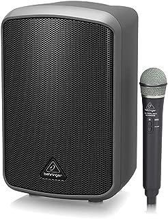 Behringer Europort MPA100BT All-in-One 100-W Speaker w Wireless Mic