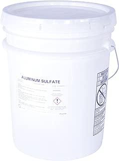 Aluminum Sulfate - Alum - 50 lbs.