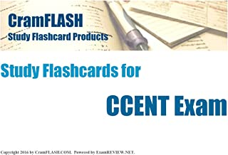 CramFLASH Study Flashcards for CCENT exam: 60 flashcards included