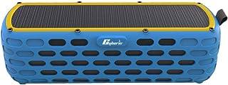 سماعة Docooler ES-T63 تعمل بالطاقة الشمسية بلوتوث 4.0 اللاسلكية هاي فاي مع ضوء LED لركوب الدراجات في الهواء الطلق مع ميكرو...