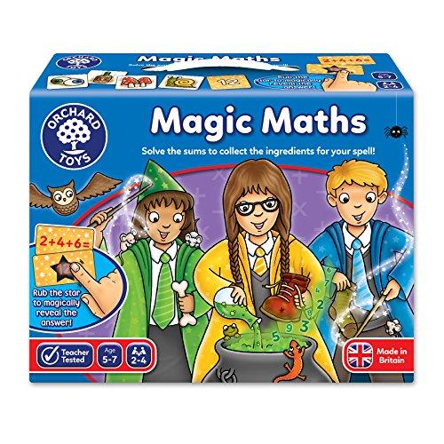 Orchard Magic Math