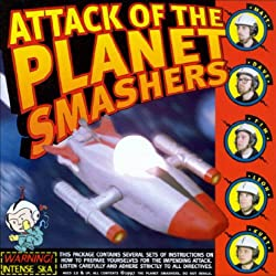 Attack of The Planet Smashers [Import]