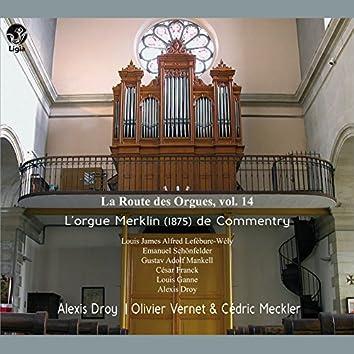 La route des orgues, Vol. 14 (Orgue Merklin de Commentry)
