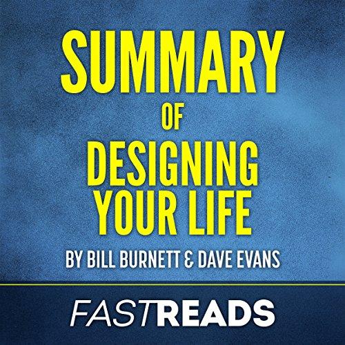 Summary of Designing Your Life: by Bill Burnett & Dave Evans Titelbild
