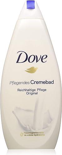 Dove Nourrissant de bain crème riche soin original, 750 ml