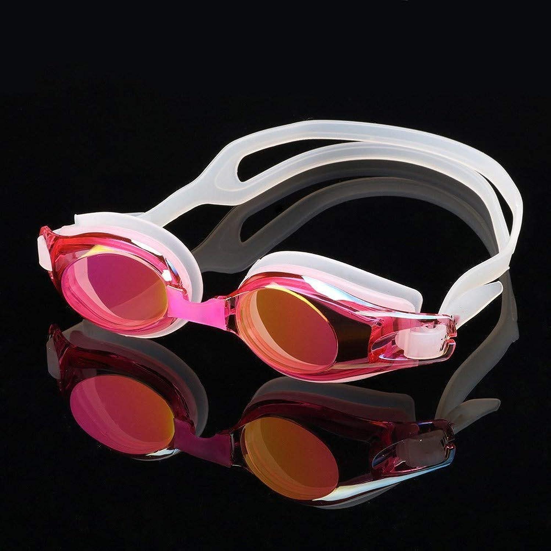 FDOU Schwimmbrille mit wasserfester UV- und Anti Fog Protection-Schwimmbrille für Erwachsene 3 Stück B07P2L7BL5  Elegantes Aussehen