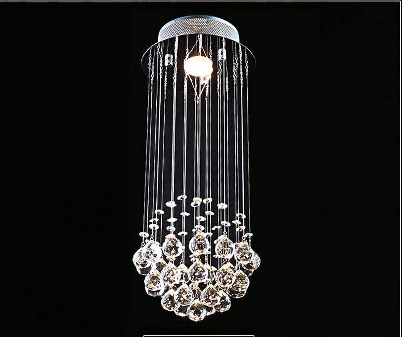 Style Cristal, en lustres plafonnier, Nordique éclairage