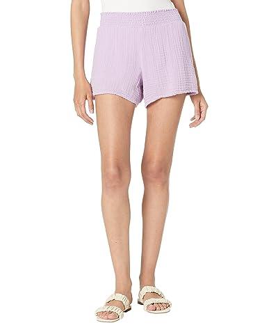 Michael Stars Peggy Double Gauze Smock Waist Shorts