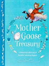 Mother Goose Treasury: A Beautiful Collection of Favorite Nursery Rhymes (Hardcover Storybook Treasury)