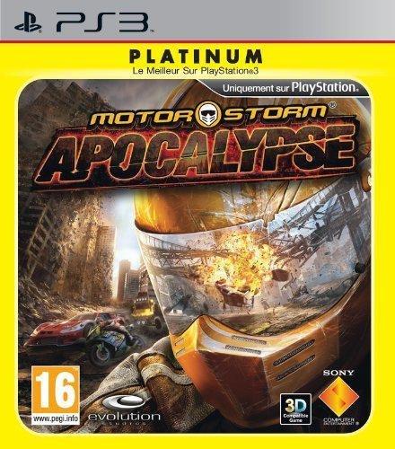 Motor Storm: Apocalypse 3d–Platinum [französischer Import]