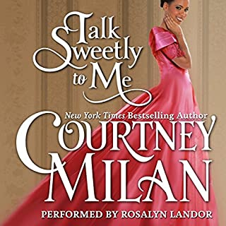 Talk Sweetly to Me cover art