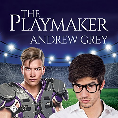 The Playmaker audiobook cover art
