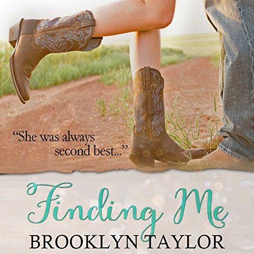 Finding Me audiobook cover art