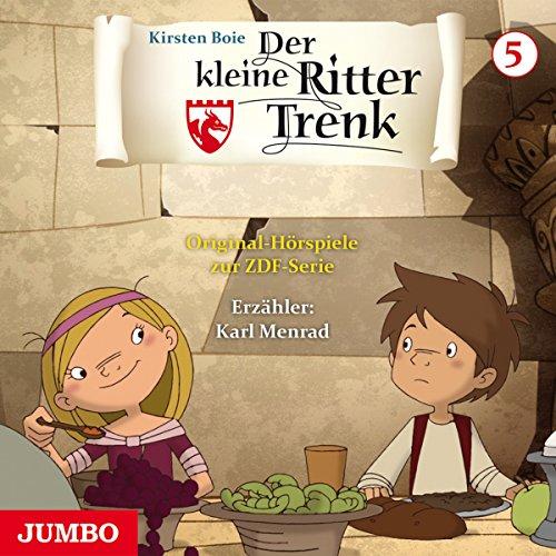 Der kleine Ritter Trenk 5 Titelbild