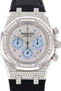 オ-デマ・ピゲ AUDEMARS PIGUET ロイヤルオ-ク クロノグラフ 26068BC.ZZ.D002CR.01 中古 腕時計 メンズ (W183325)