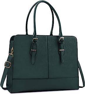 Lubardy Borsa Tote Donna in Pelle Borsa Porta PC 15.6 Pollici Grande Borse a Tracolla Moda Tote Shopper Bag Impermeabile p...